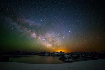 Crater Lake 14mm