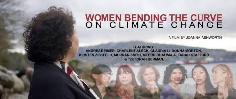 Women Bending the Curve Promo copy