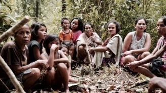 10 Dayak community