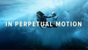 in perpetual motion