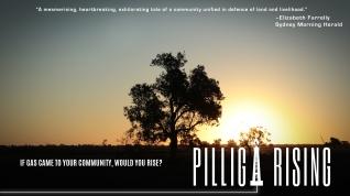 Pilliga Rising vimeo teaser poster